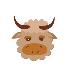 yak vector image