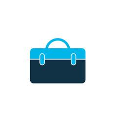 Case icon colored symbol premium quality isolated vector