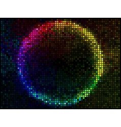 Disco Club Background vector image
