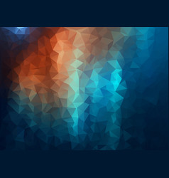 grunge background with triangle shapes for your vector image