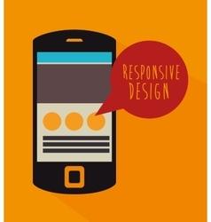 Responsive web design vector