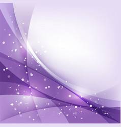 purple holiday background vector image