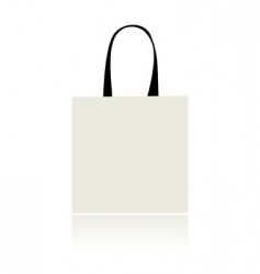 shopping bags vector image vector image