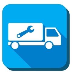 Service Car Icon vector image