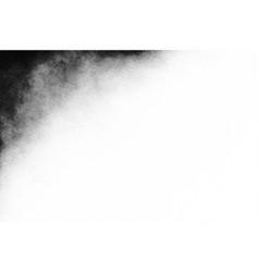 vintage vignette halftone texture overlay vector image