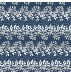 Abstract foliage wallpape vector image vector image