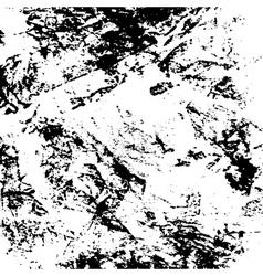 Grunge texture sketch crumpled vector image vector image