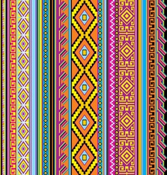 Mexican background vector image vector image