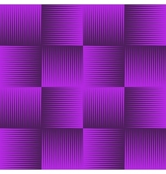 Purple line shaded geometric seamless pattern vector