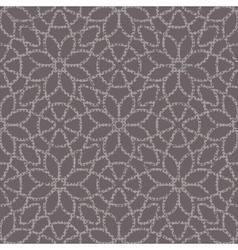 Brown seamless texture halftone vector image