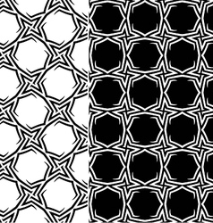 Starry Pattern vector image vector image