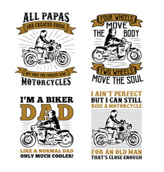 biker quotes saying 100 best for print design vector image