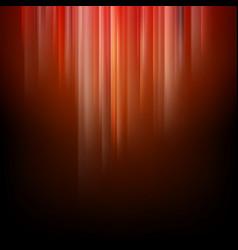 dark abstract orange background eps 10 vector image