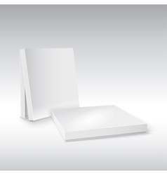 Box on white Ready for your design vector image vector image