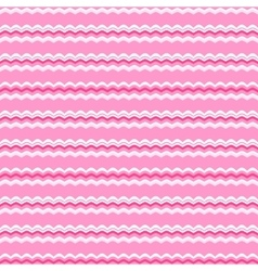 Cute pink seamless pattern Endless texture vector image vector image