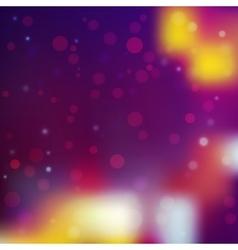 Boke blur background vector image vector image