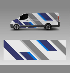 Car graphic abstract stripe designs abstract vector