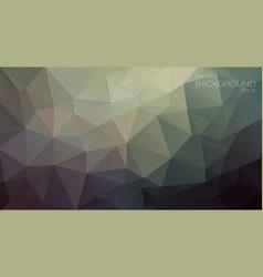 pastel color geometric triangle wallpaper vector image
