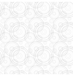Seamless background pattern of haotic placed gray vector image
