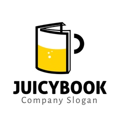 Juicy Book Design vector