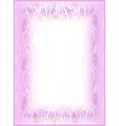frame for design vector image vector image