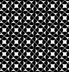 Old mosaic seamless background vector image vector image