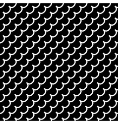 Wave geometric seamless pattern 4611 vector image