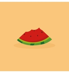 Abstract delicious Watermelon vector image