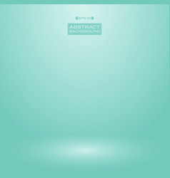 gradient of blur turquoise green mint color vector image