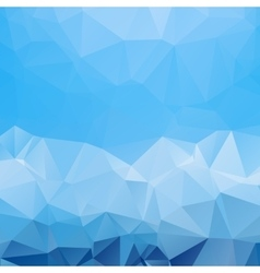 Abstract Blue Business Background vector image