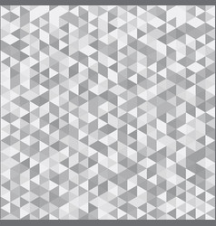 abstract striped geometric triangle pattern gray vector image