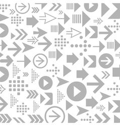 Background of arrows9 vector image vector image