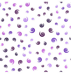 Spiral pattern seamless vector
