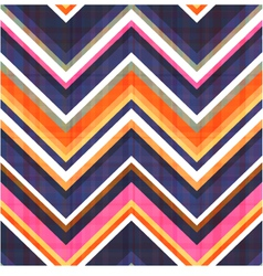 seamless chevron pattern texture vector image vector image