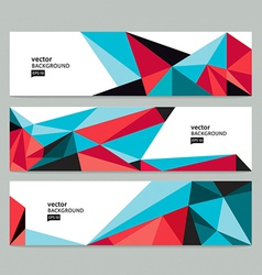 Header set vector image