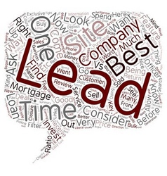 Lead companies 8 features to consider text vector
