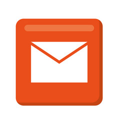 mail message chat vector image