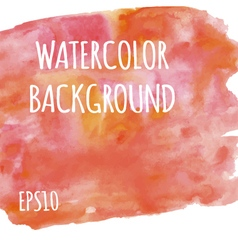watercolor background for design covers flyers vector image