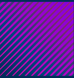 abstract of colorful in blue pink tone of dark vector image