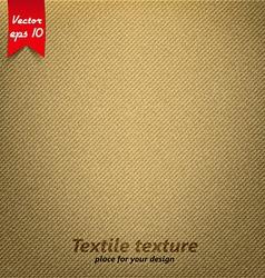 Textile texture vector