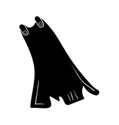 cape icon design template isolated vector image