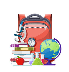 education and study learning concept vector image