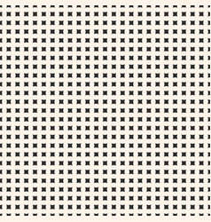 Simple geometric seamless pattern regular grid vector