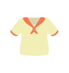 t-shirt baclothes poster vector image