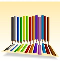 Pencil 1 vector image
