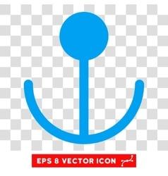Anchor Eps Icon vector