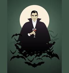 vampires-03 vector image