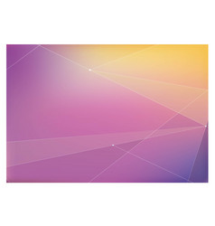 background with purple and pink hue and stripes vector image