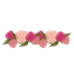roses icon stock image vector image
