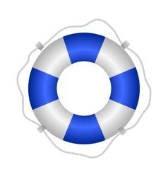 Life Belt vector image